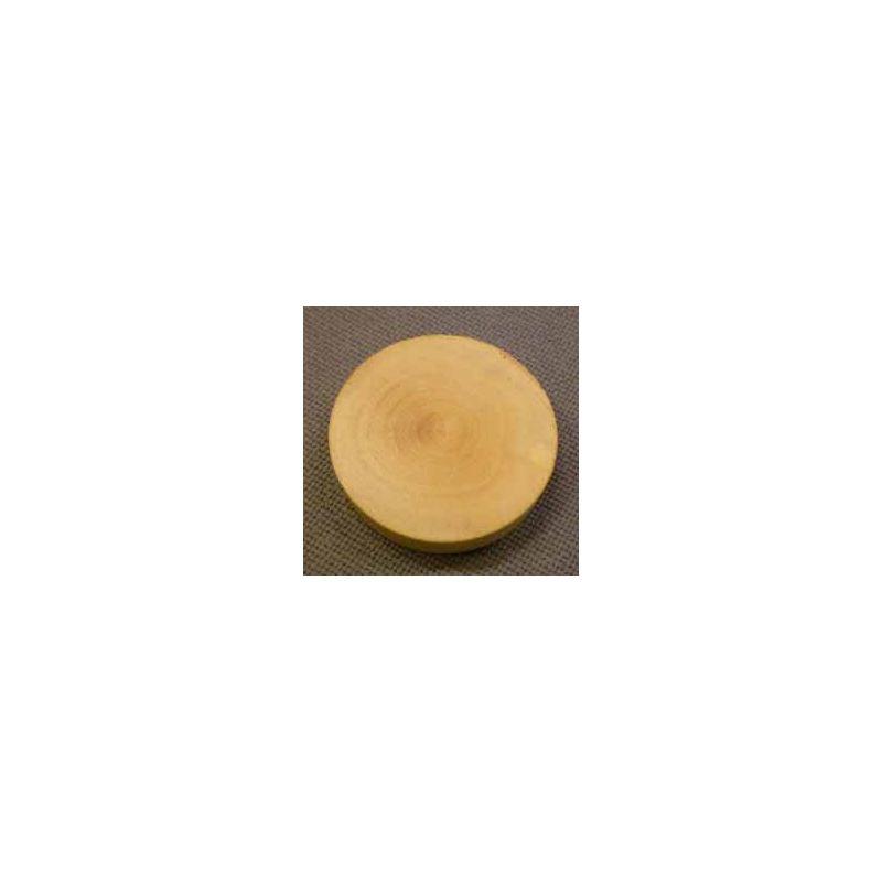 Palet en buis naturels 47 mm x 13 mm