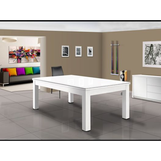 Billard table Trendy : le billard contemporain aux multiples styles