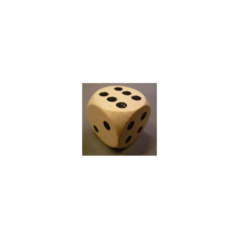 Dé 30 mm pour Fermez la boîte/jeu équilibre