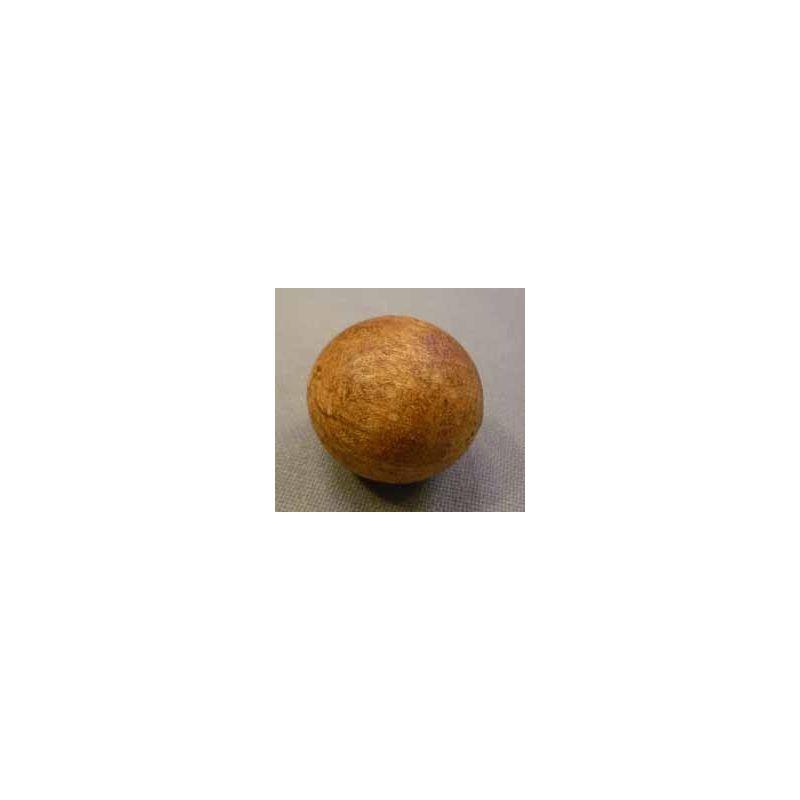 Bille bois ovale pour mini culbuto