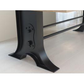Atelier : Un billard haut de gamme, au style authentique et industriel