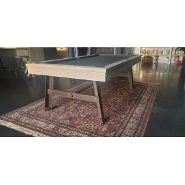 Table convertible en billard vintage