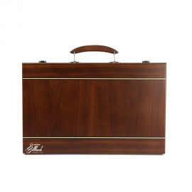 Backgammon luxe mallette