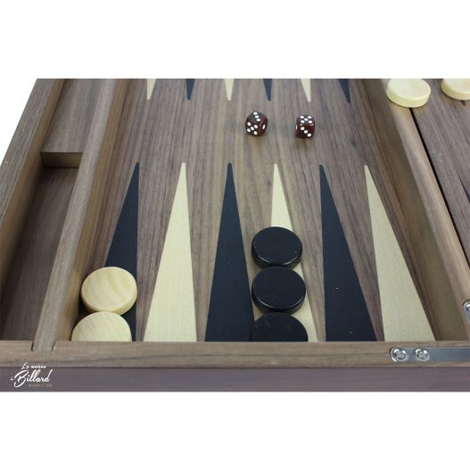 backgammon marqueterie