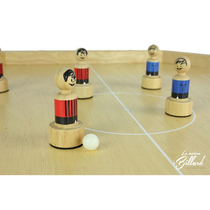 Joueurs jeu Weyckik Foot 6 joueurs