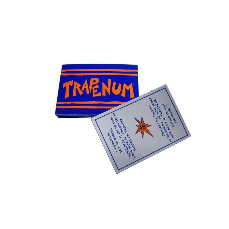 48 cartes à thème pour Trapenum