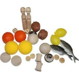 Sac de 26 objets pour Trapenum