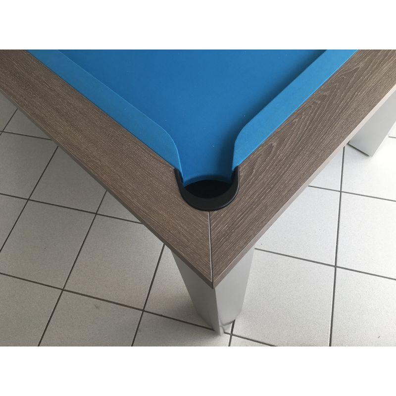 Billard Table Trendy Inox 190 cm 8-Pool