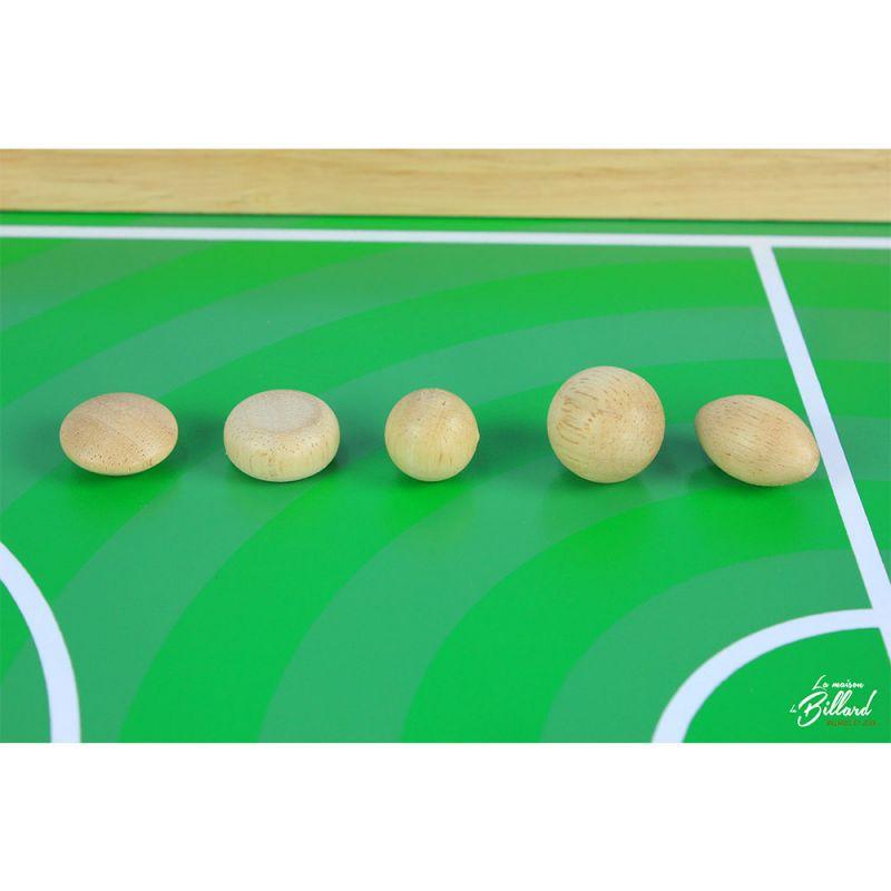 Quickick, le jeu de Football magnétique +Hockey sur glace
