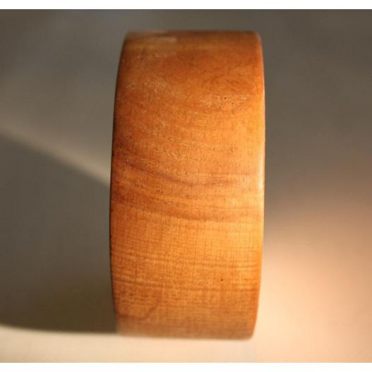 Gros palet bois teinté pour Trou Madame