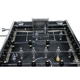 Surface de jeu gerflex noir