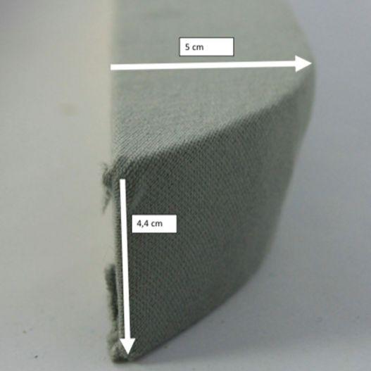 Déstockage : Bandes de billard n°1 / 95 cm de longueur