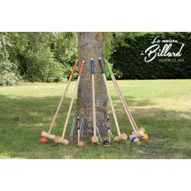 croquet luxe adultes