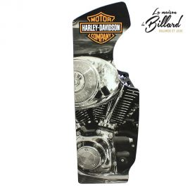 Borne arcade moteur v twin Harley
