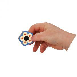 Jouet magnétique moduloform, pour développer sens de l'observation et imagination