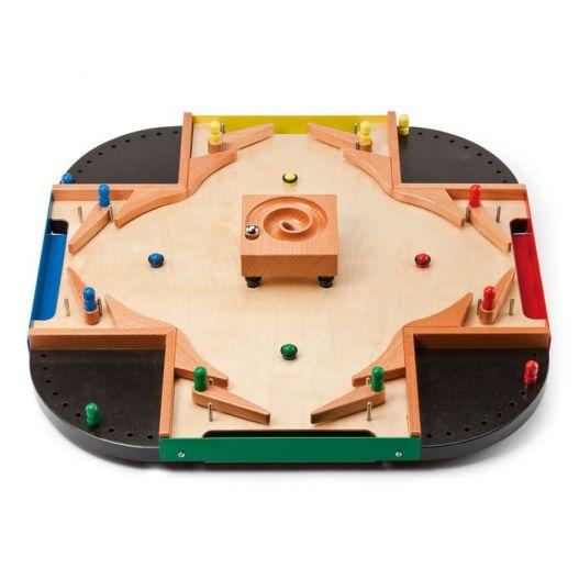 flipper en bois pour enfant jeu traditionnel flipper bois la maison du billard. Black Bedroom Furniture Sets. Home Design Ideas