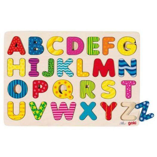 Puzzle alphabet enfant