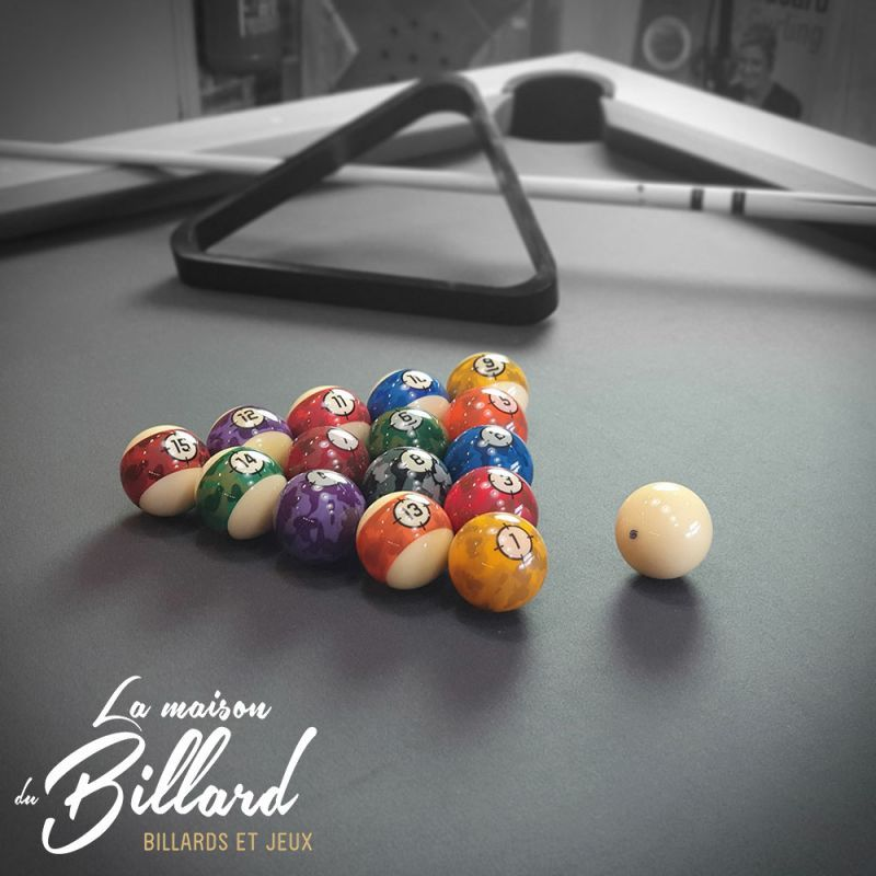 Boule billard design