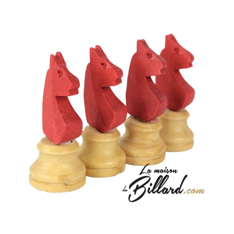 Cavalier vintage jeu petits chevaux