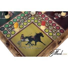 jouet en bois chevaux francais