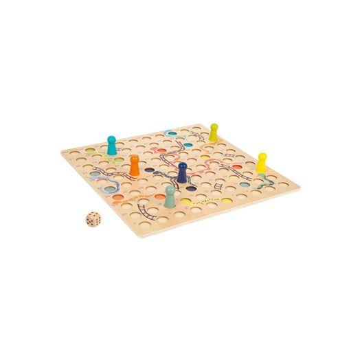 Le jeu d'échelle en version géante