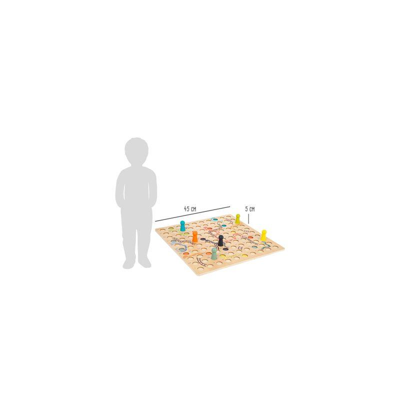 Le jeu d'échelle en version géante pour enfants