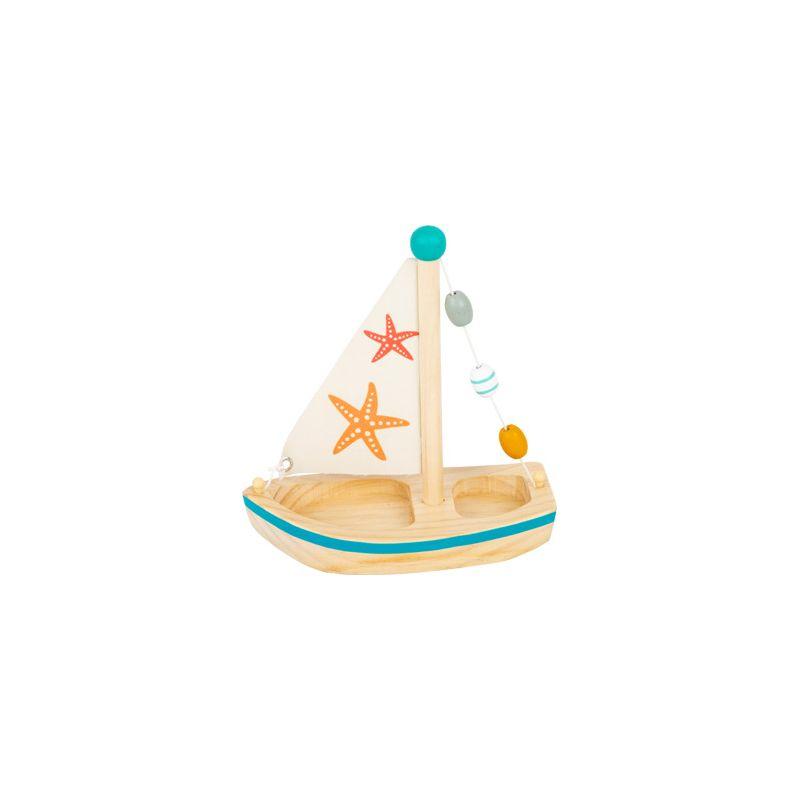 jouet en bois bain bébé