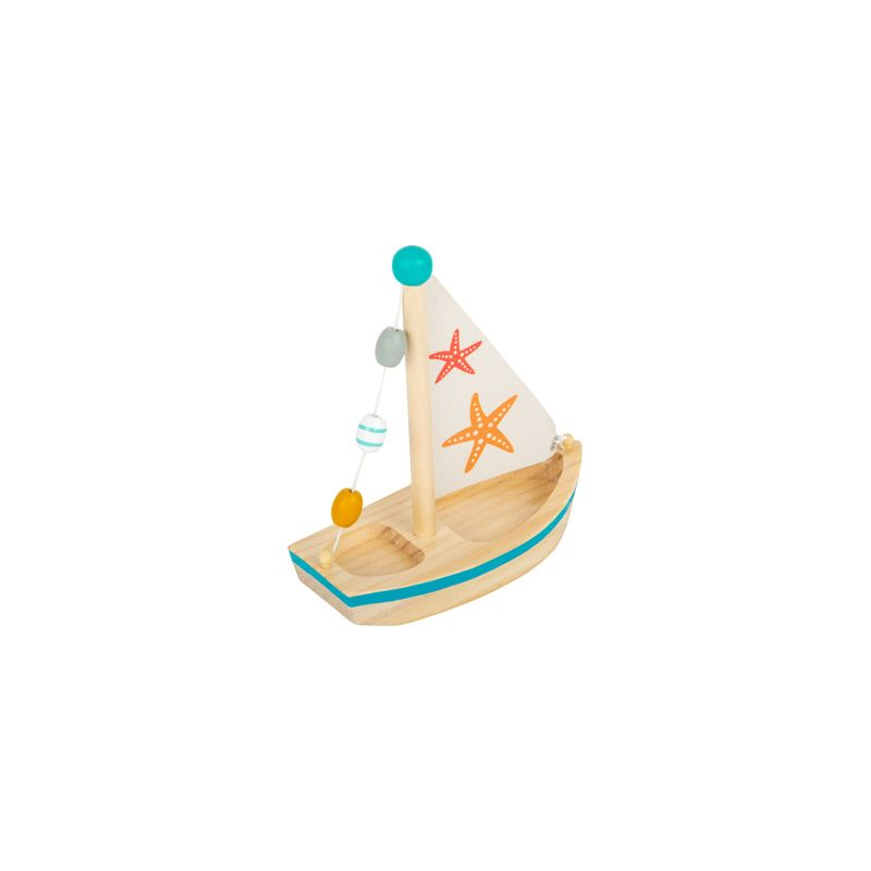 Jouet aquatique en bois