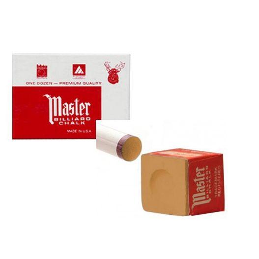 Boite de 12 craies Master or