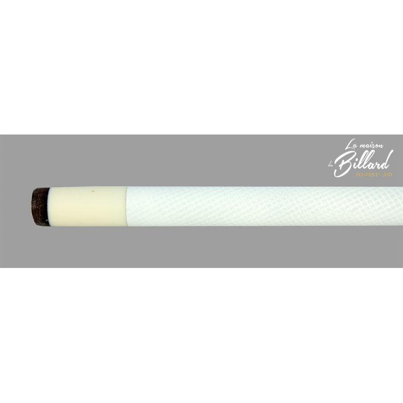 Coffret Queue US Style Carbone BLANCHE