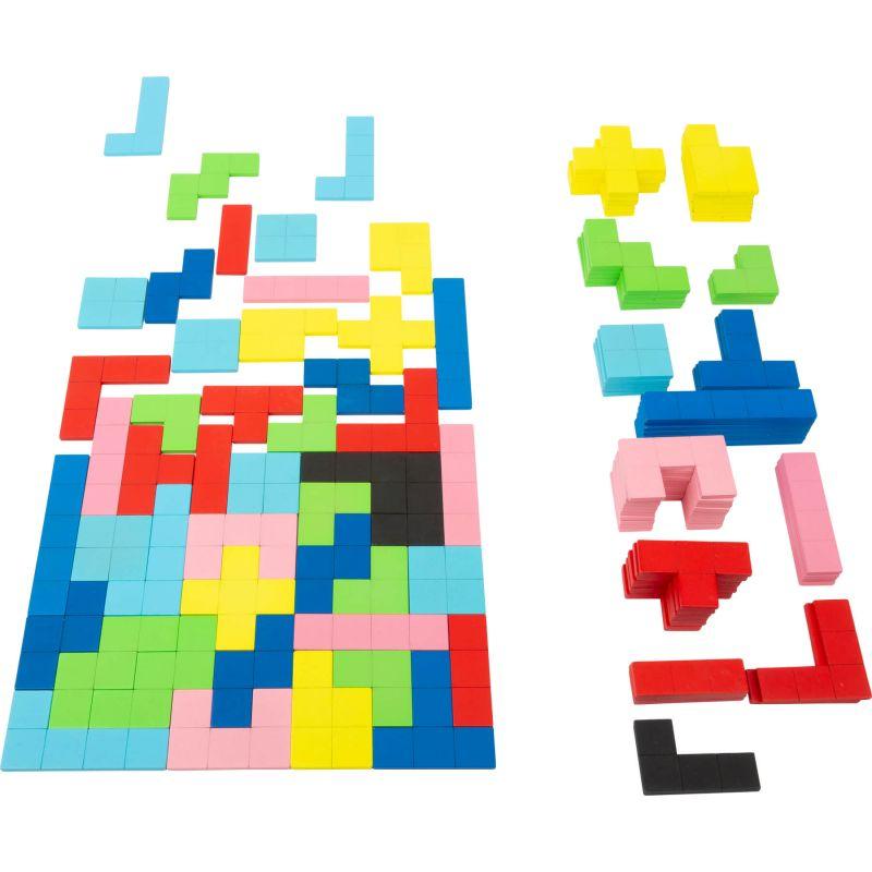 Tetris en bois : la bonne idée cadeau !