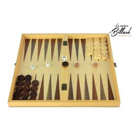 Jeu backgammon