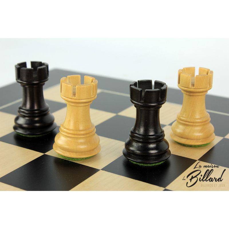 Le jeu d'échecs haut de gamme pour apprendre à jouer