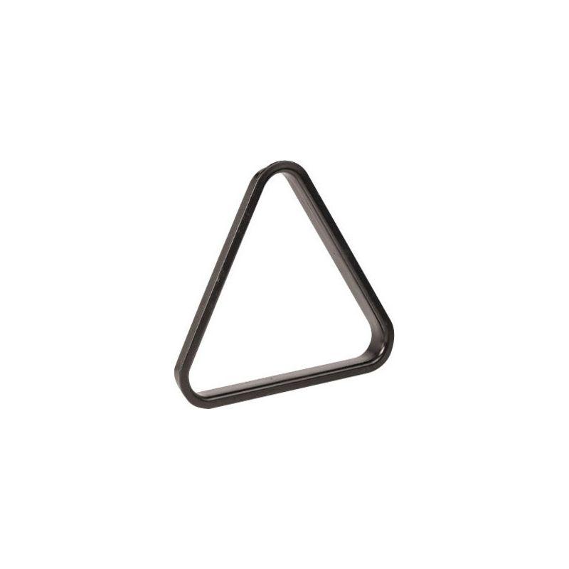 Triangle plastique noir Ø 50,8mm