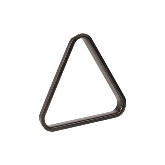 Triangle plastique noir Triangle Ø 57,2mm