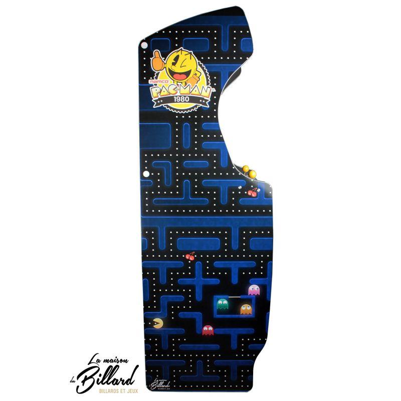 Borne arcade Pac-Man : le jeu mythique des années 80