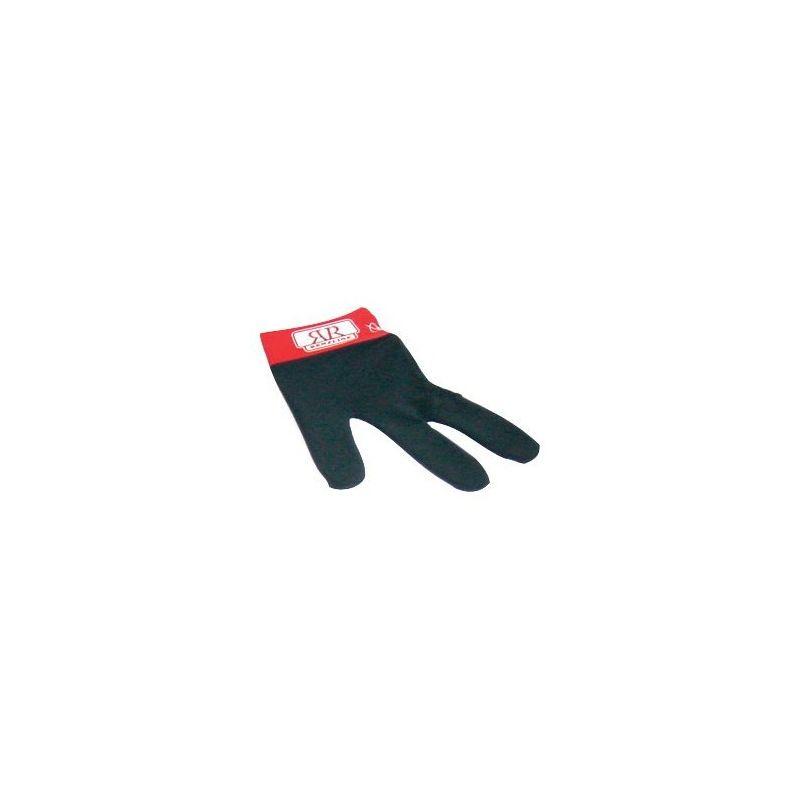 Gant noir Renzline poignet velcro couleur (pour main gauche)