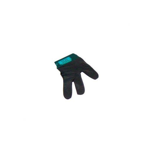 Gant noir Renzline poignet velcro couleur (pour main droite)