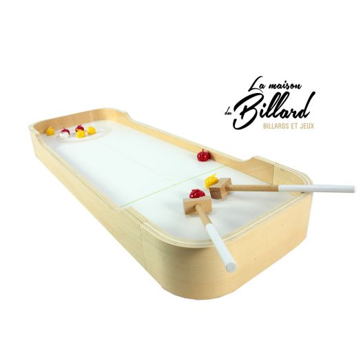 Curling sur table