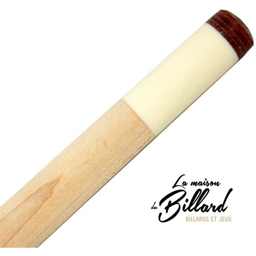 Queue de billard 130 cm pour billard Américain : Artemis pool-player 130