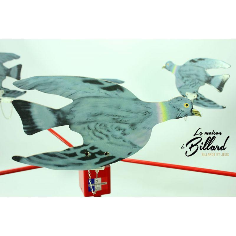 Jouet tir aux pigeons électrique - La version moderne de votre enfance