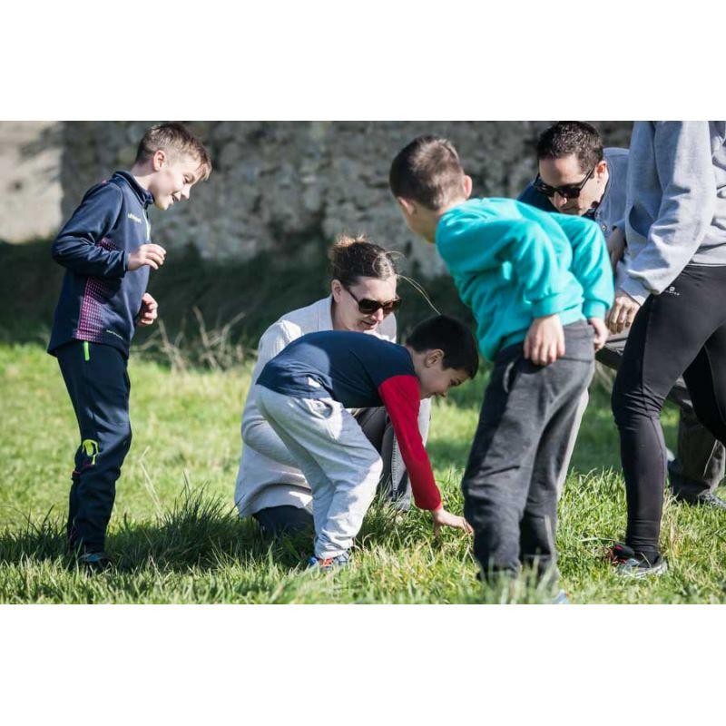 Jeux en bois extérieur enfants