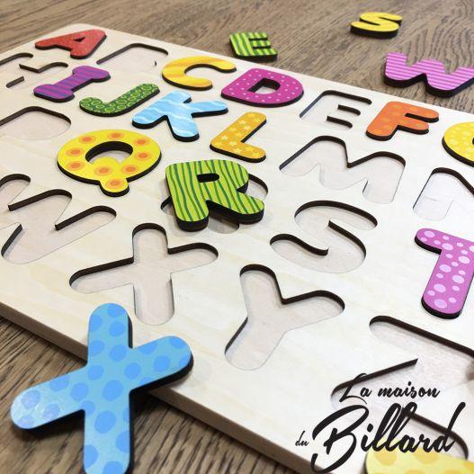 puzzle lettres