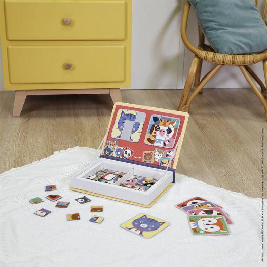 jouet magnetibooks