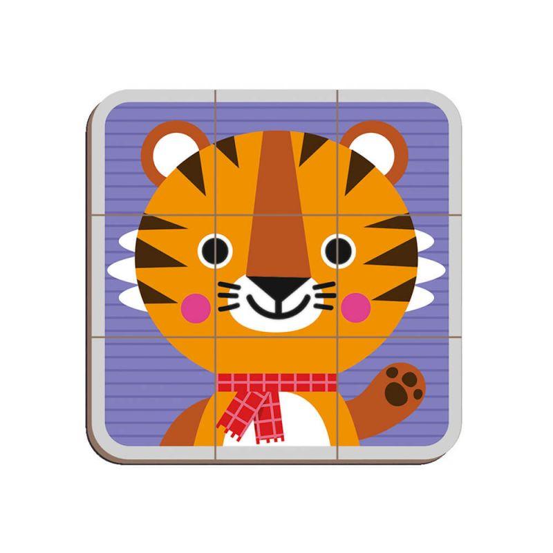 Lion puzzle Janod