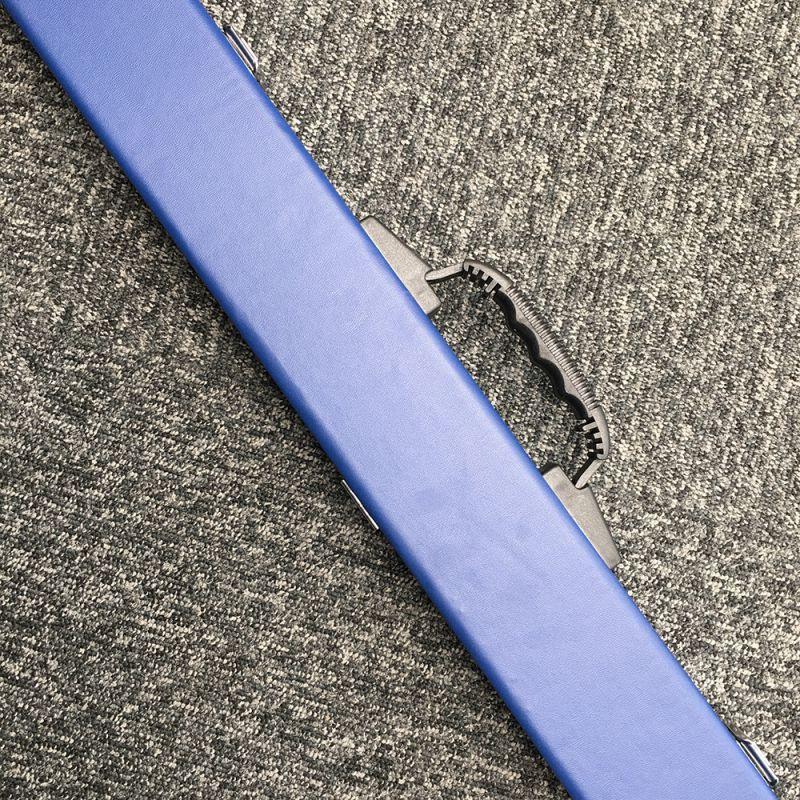 Mallette Bleu rigide pour queue 3/4
