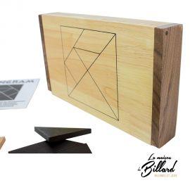 Jeu en bois tangram