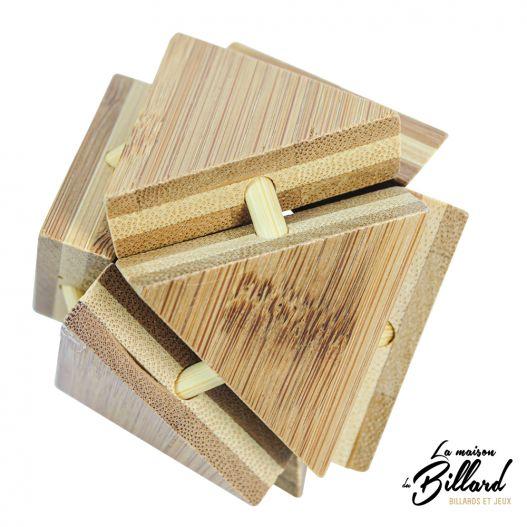 casse tête en bois