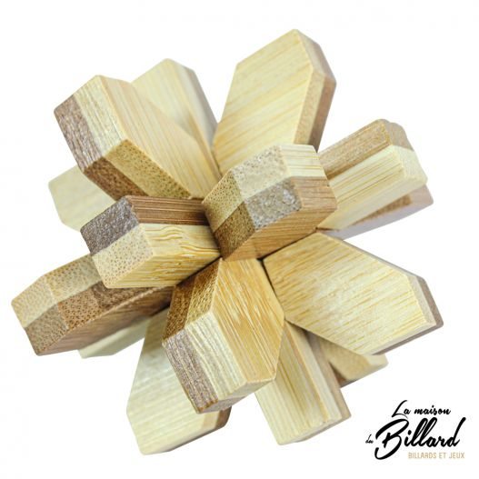 petit casse tête en bois