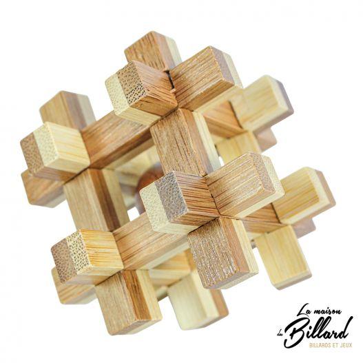 jeu de casse tête en bois